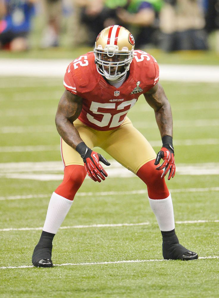 Patrick Willis, San Francisco 49ers