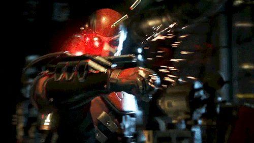 Injustice 2 Deadshot