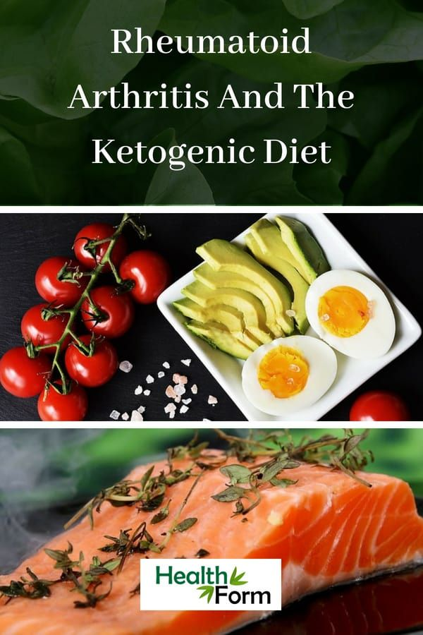 is keto diet good for ra