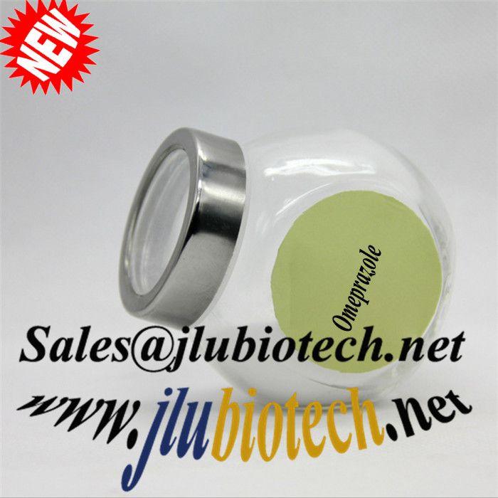 Tummy Bug Medicine Pharmaceutical Powder Omeprazole Online Sale  sales@jlubiotech.net