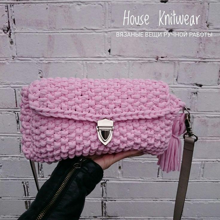 Вязаная сумка,  вязаный клатч,  вязание,  сумка ручной работы