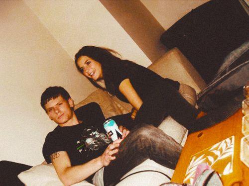 Kaya Scodelario and Jack O'connell