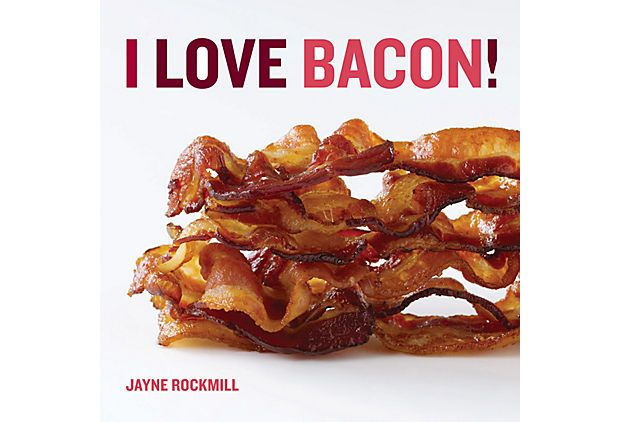 who doesn't love bacon?  recipe book