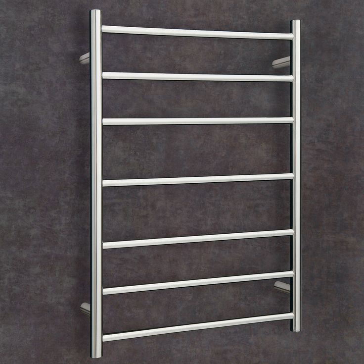 Thermorail Budget Range Straight/Round heated towel rail. 7 Bars Output W 80. Order one now at $315.00. FREE Shipping Australia.