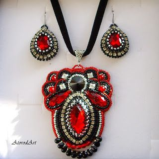 AtorodArt - biżuteria mój cudowny świat: Grishma