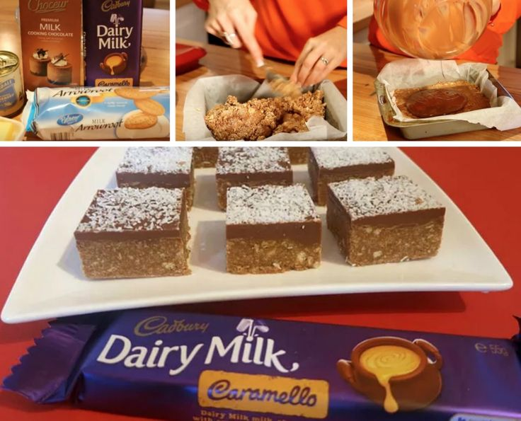 Caramello Slice Facebook Best Recipe