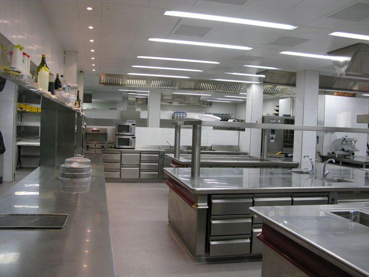 Soffitto a flussi compensati cucina - Pavia