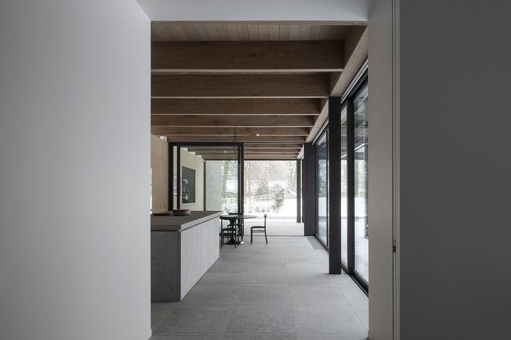 ontwerp: Vincent Van Duysen Architects — uitvoering Devaere interieur / fotografie Koen Van Damme