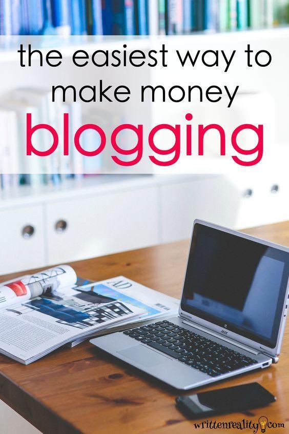 make money starting blog