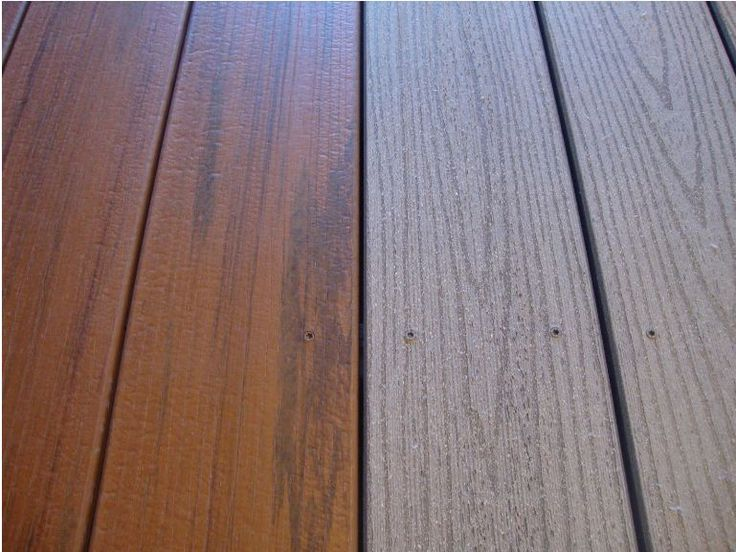 17 best images about deck ideas on pinterest decks for Composite decking colors