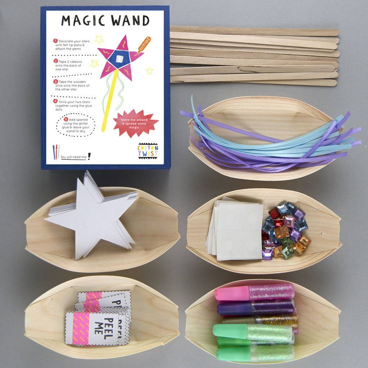 10 ideas about magic wand craft on pinterest children for Princess wand craft kit