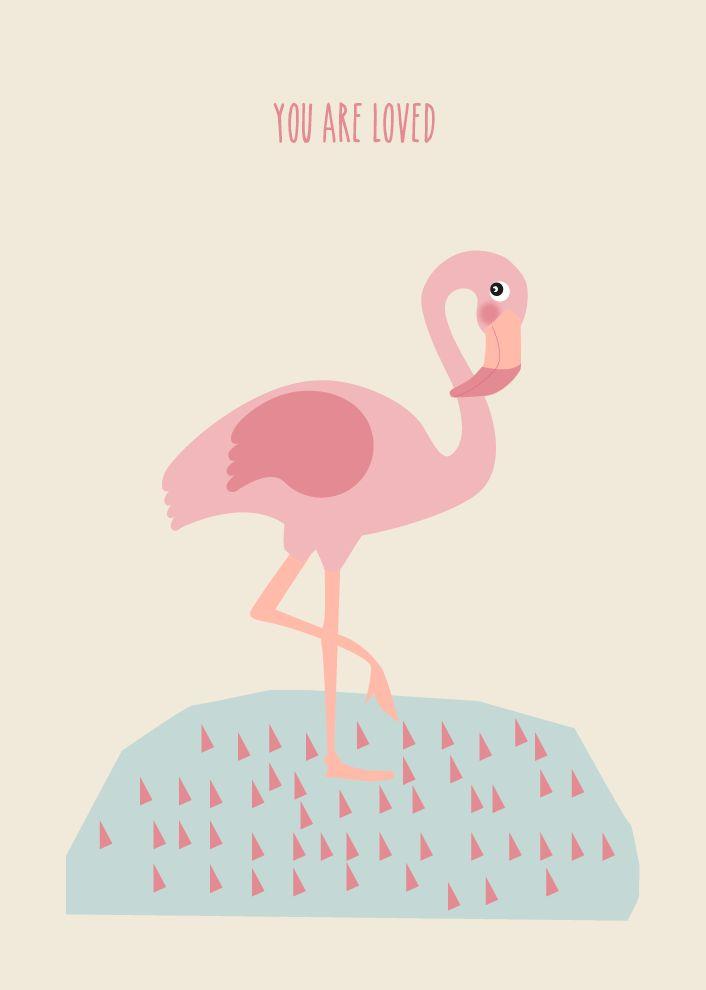 #Flamant #Flamingo