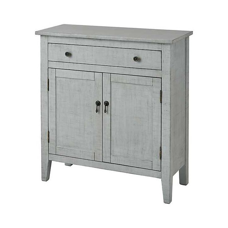 Kirkland's | Grey cabinets, Cabinet, Accent cabinet