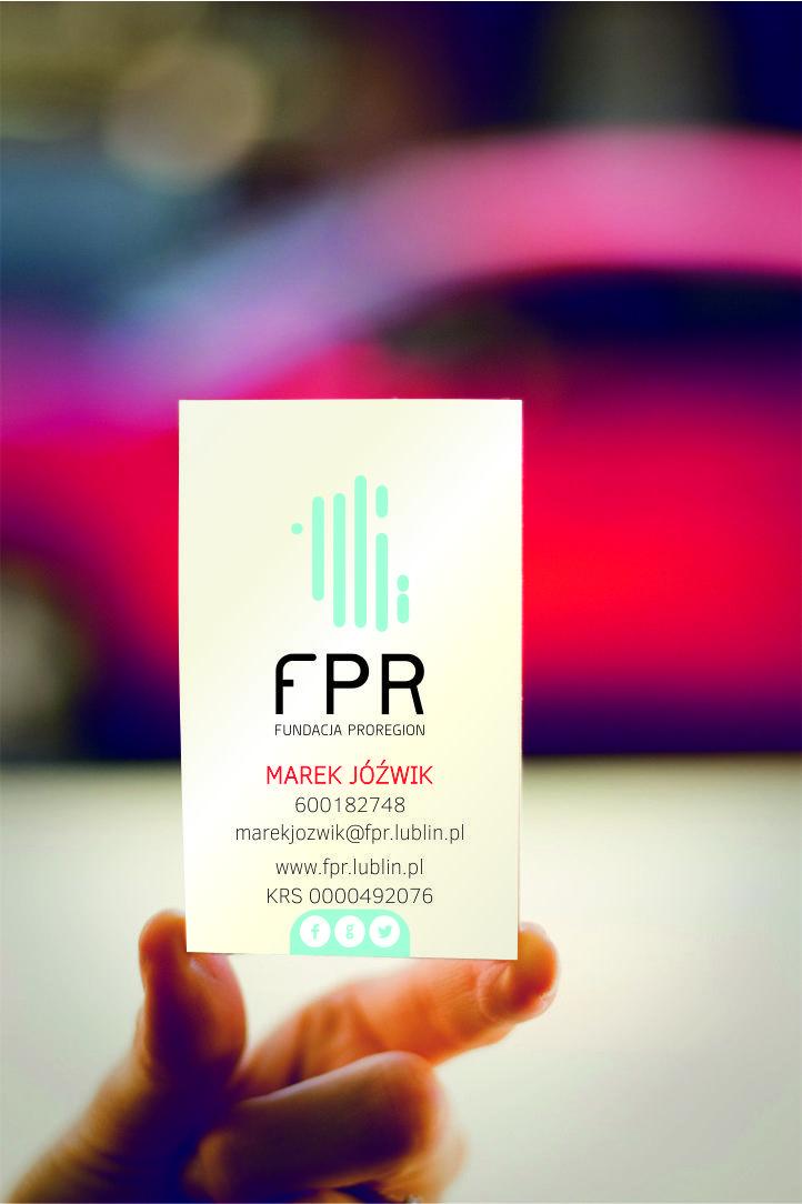 FPR wizytówka