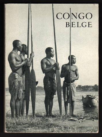 Pierre  VERGER, Congo Belge et Ruanda-Urundi. Paris, Paul Hartmann, 1952…