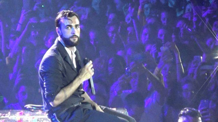 MARCO MENGONI - Zoppas Arena ,Conegliano-  23/5/2015 - 20 sigarette-Nata...