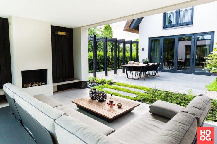 AIR table & sofa by Manutti - Exclusieve Tuin in Nieuwerkerk aan de IJssel - Hoog ■ Exclusieve woon- en tuin inspiratie.