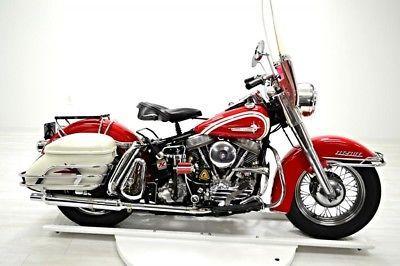 eBay: 1961 Harley-Davidson Touring 1961 Harley Davidson FLH #harleydavidson