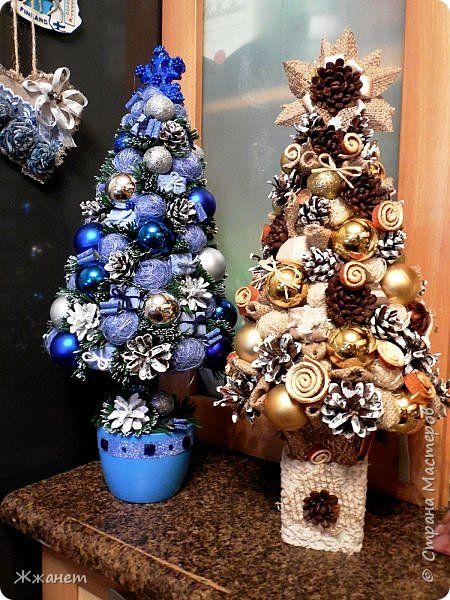 Бонсай топиарий ёлка Новый год Рождество Ёлки повторюшки мои  фото 1