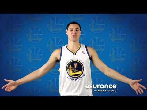 4.1.13 | Stephen Curry, Klay Thompson, Carl Landry and Jarrett Jack discuss their favorite YouTube videos.