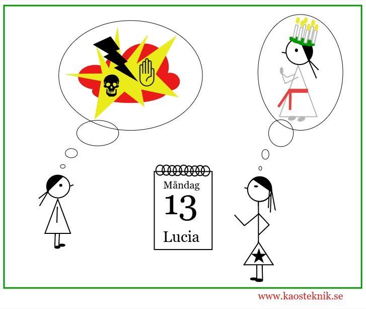 Lucia :: Kaosteknik