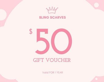 Gift Card for Etsy Shopping, Last Minute Gift Idea Online Gift Certificate 25 gift card for her 50 Gift Certificate Blingscarves Gift Card by blingscarves. Explore more products on http://blingscarves.etsy.com