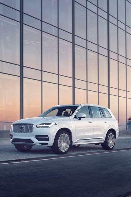 2019 Volvo XC90 – Luxury SUV | Volvo Car USA – car
