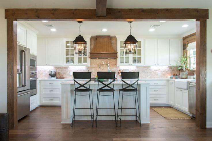 The Big Country House | Season 4 | Fixer Upper | Magnolia Market | Kitchen | Chip & Joanna Gaines | Waco, TX