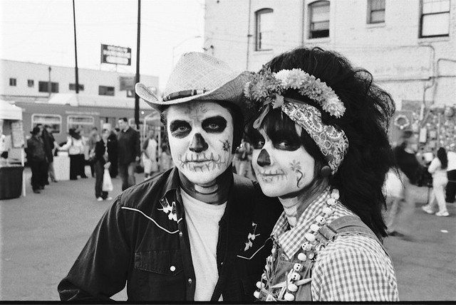 Self Help Graphics & Art has been celebrating Día de los Muertos in the East Los Angeles community for over 37 years.