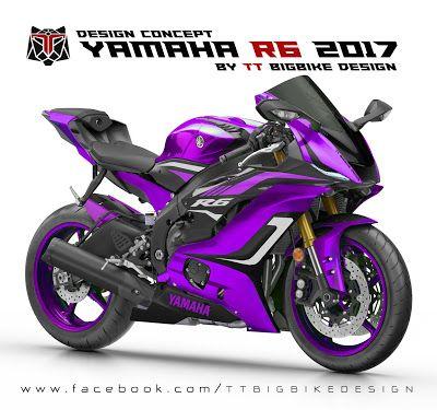 TT BIGBIKE DESIGN: YAMAHA YZF R6 DESIGN CONCEPT #1