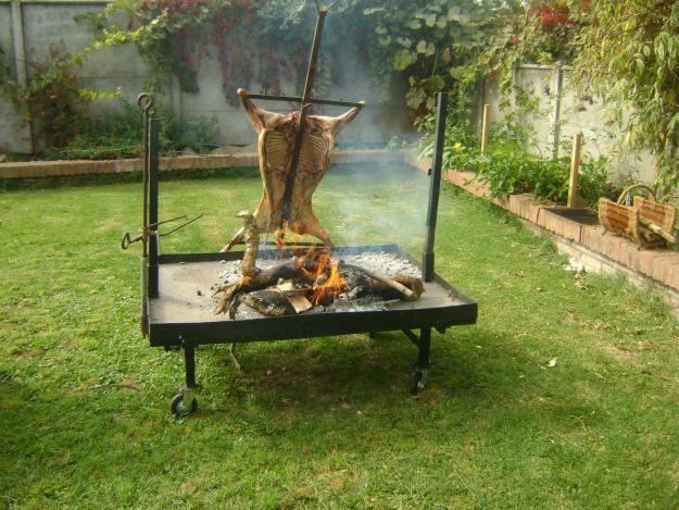 El #cordero al palo fue considerado como una de las siete maravillas #gastronómicas de #Peru