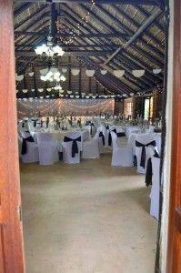 Table and venue decor