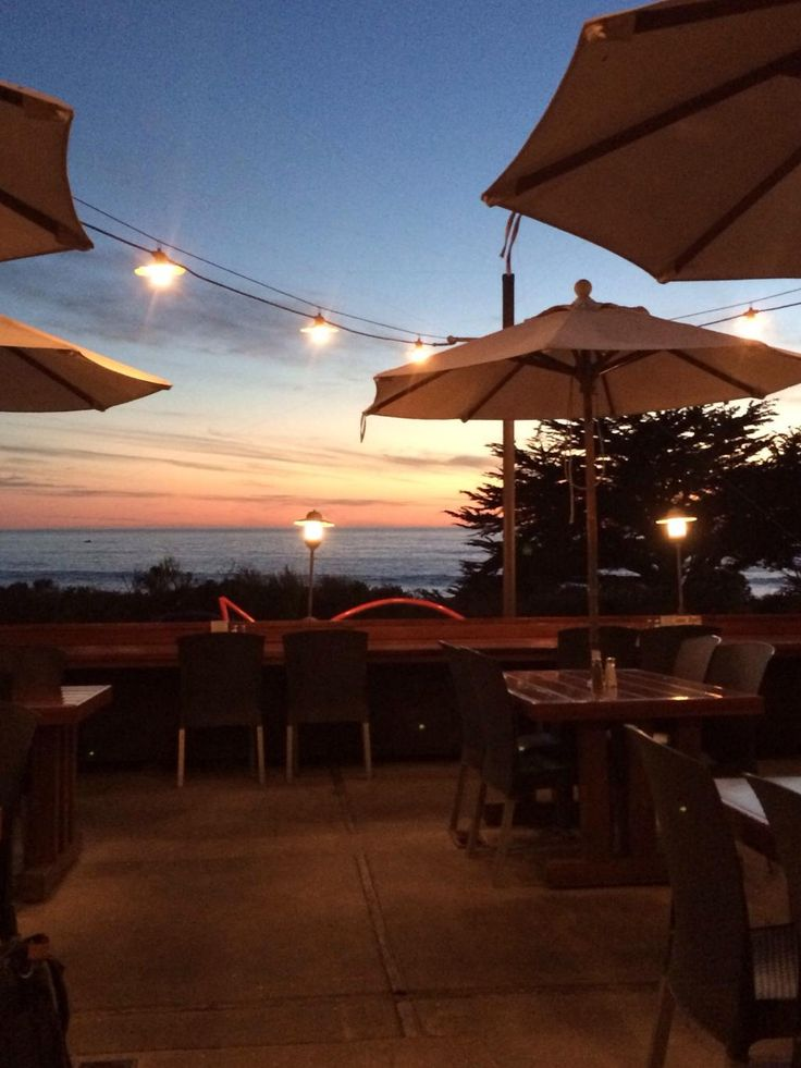 Moonstone Beach Bar & Grill Restaurant Reviews, Cambria, California - TripAdvisor.  Next to our Inn