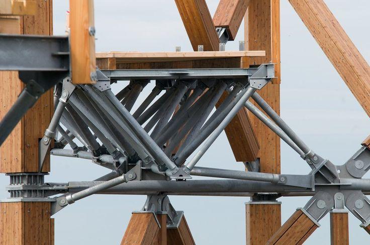 Dřevěné lepené konstrukce | Taros Nova
