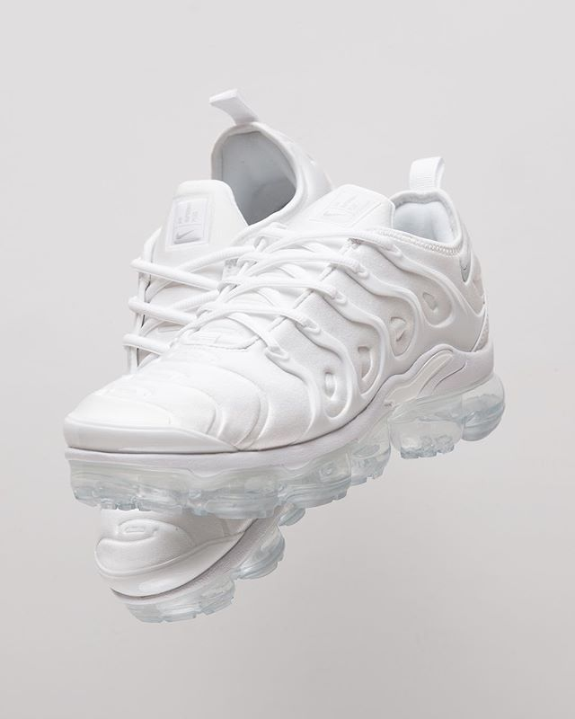NIKE Air Vapormax Plus White is dropping soon! Who will cop? : by @titoloshop ✒ #99kicksde for shoutout Facebook/Twitter/Pinterest: 99kicksde 99kicks.com #nike #nikeair #vapormax #nikeplus #vapormaxplus #follow4follow #TagsForLikes #photooftheday #fashion #style #stylish #ootd #outfitoftheday #lookoftheday #fashiongram #shoes #kicks #sneakerheads #solecollector #soleonfire