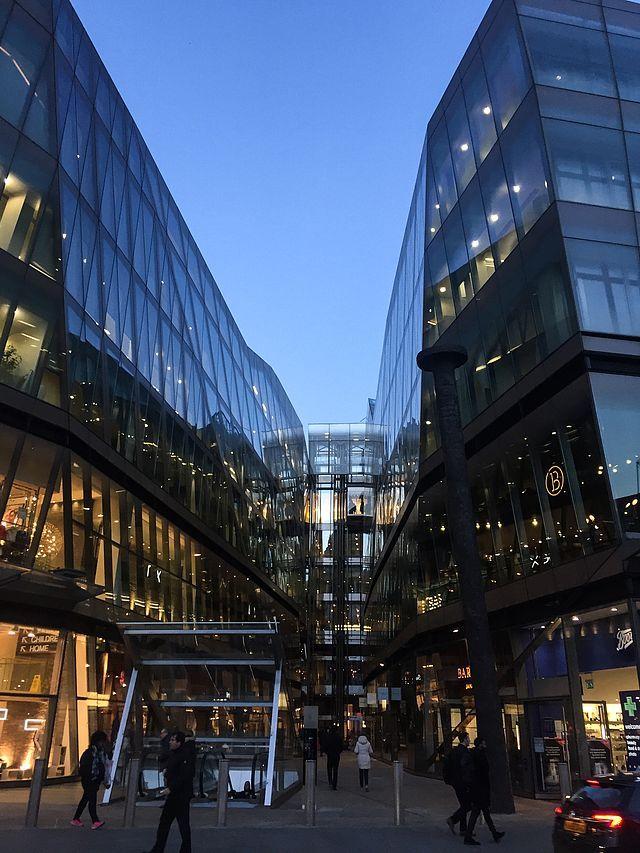 Bank District London