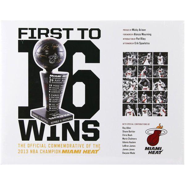 Miami Heat 2013 NBA Champions Commemorative Book - $20.99