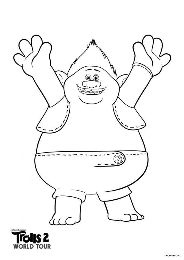 Free Trolls Coloring Pages Coloring Pages Trolls World Tour Free Print All Trolls Coloring Pages Easy Coloring Pages Mandala Coloring Pages