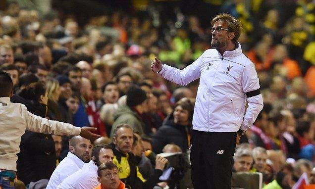 DOMINIC KING: Jurgen Klopp urged Liverpool's players to summon the spirit of Istanbul as they pulled off perhaps the greatest escape of their European history.