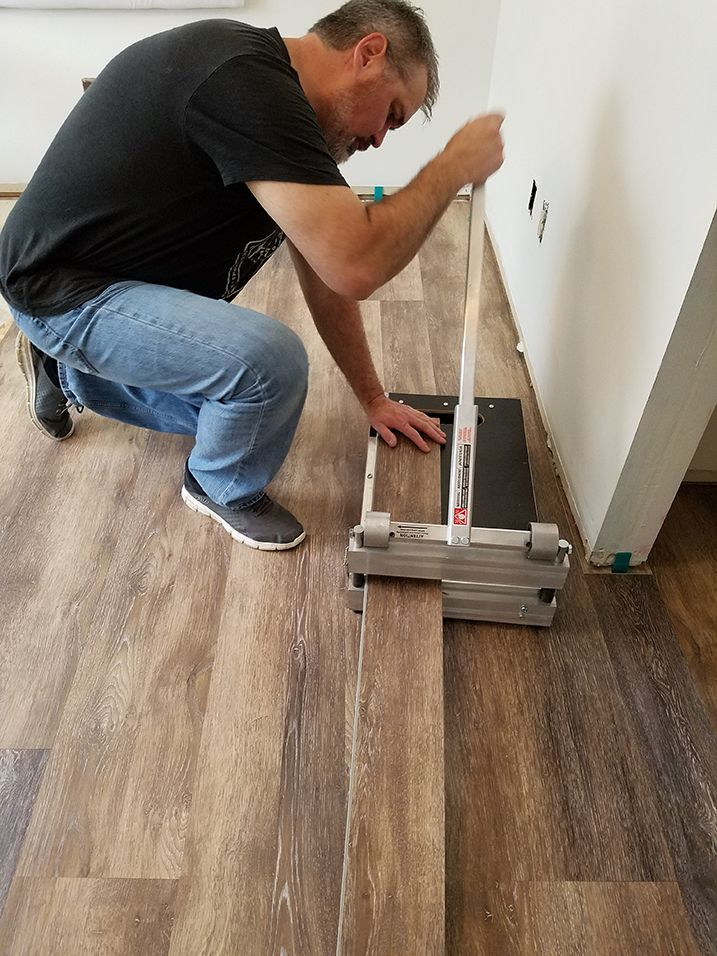 Installing Vinyl Floors A Do It Yourself Guide Vinyl