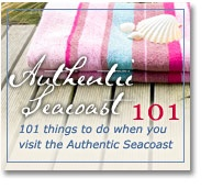 The Authentic Seacoast Resorts are our home by the sea in Guysborough, Nova Scotia