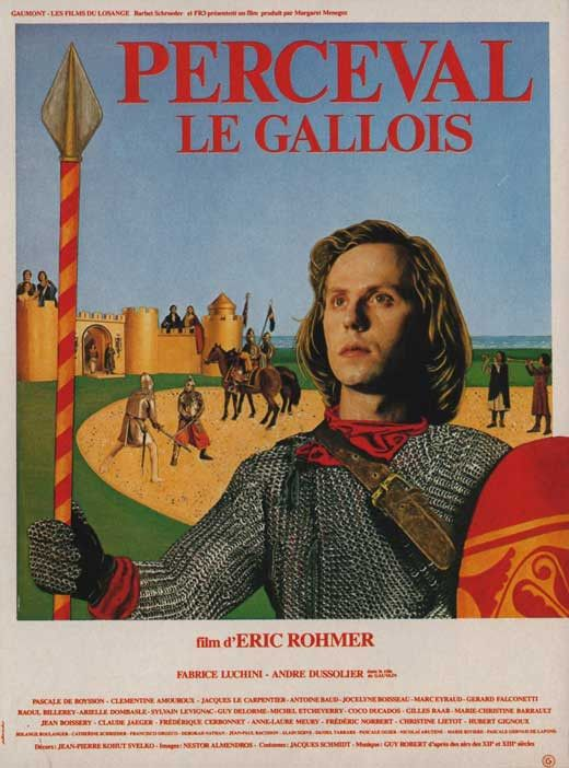 Perceval le Gallois (French) 11x17 Movie Poster (1978)