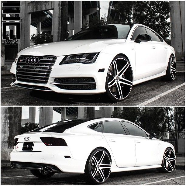 Audi A7 And Audi