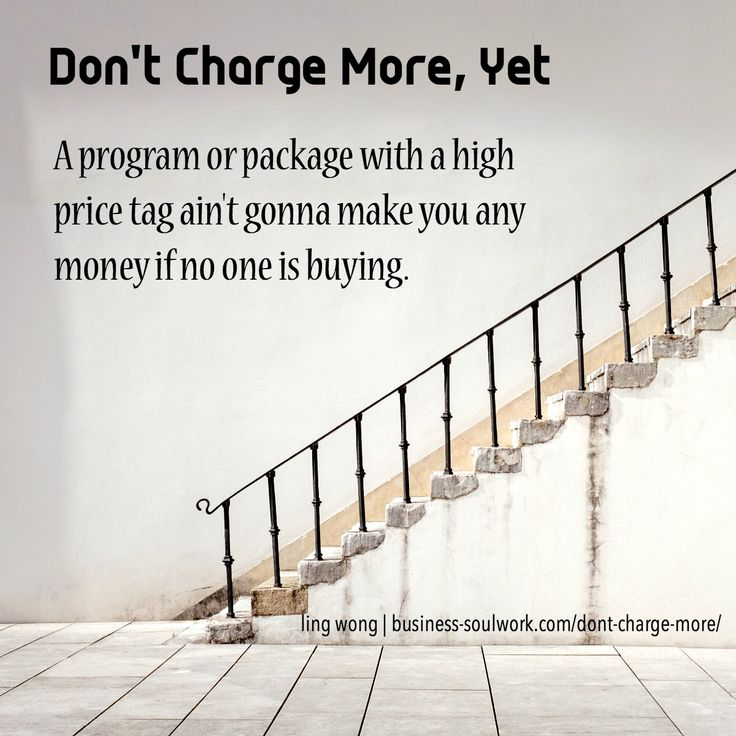 Want to charge more?  Do good work and build up the confidence, so your pricing is backed by an honesty that connects you with your work and your people to you.  Your honesty to yourself and your confidence on the value you deliver determine the price you can charge with alignment. When you charge with alignment, you get it >> http://business-soulwork.com/dont-charge-more/  #coach #coachtraining #consultant #solopreneur #mompreneur #pricing #lifecoach #healthcoach