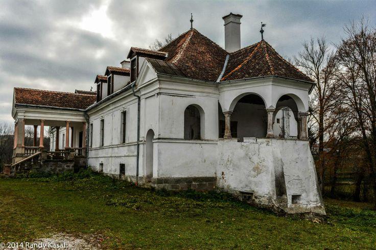 *Authentic Transylvania* by Randy Kasal  Miclosoara, Covasna County, Transylvania region, Romania Kálnoky Castle built in the XVIth century in Renaissance style