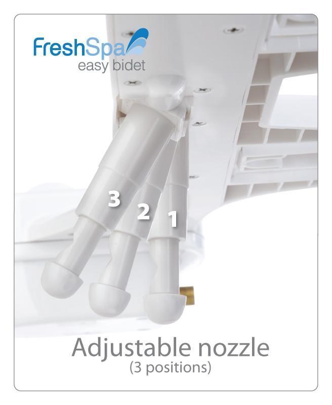 Brondell Fsw 20 Freshspa Bidet Attachment Dual Temperature