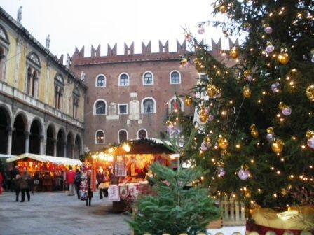 mercatini di Natale in Piazza dei Signori