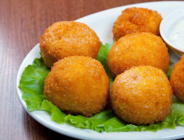 Appetizer Recipe: Smokey Chorizo and Potato Croquettes