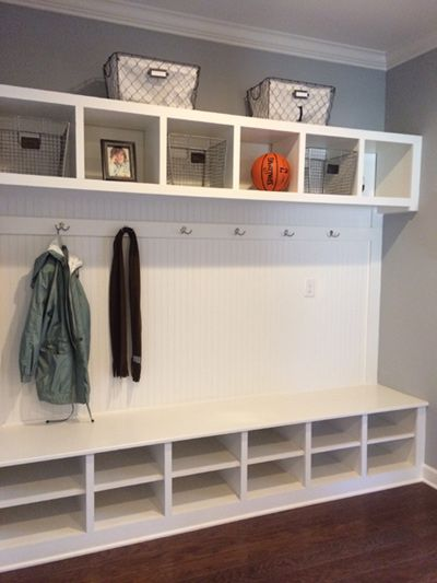 Great Mud Room Lockers