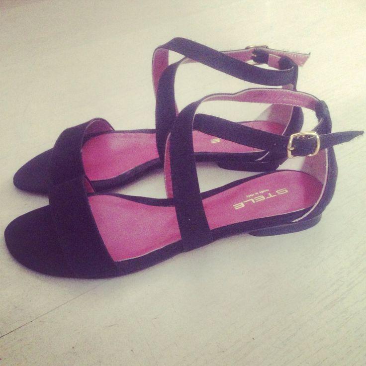 Con le scarpe comode... Tutto è più facile!!!